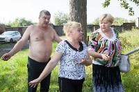 В Шахтинском поселке люди вынуждены жить в рушащихся домах, Фото: 12