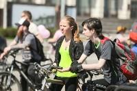 В семейном велопараде приняли участие сотни туляков , Фото: 2