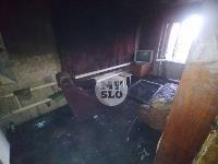 Пожар в общежитии на ул. Фучика, Фото: 7