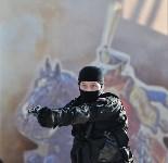 В музее оружия показали театральное шоу, Фото: 50