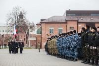 Митинг сотрудников ОВД в Тульском кремле, Фото: 11