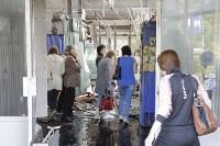"""На ул.9 Мая сгорел рынок """"Салют"""", Фото: 22"""