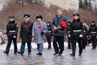 Церемония возложения цветов на площади Победы, 23.02.2016, Фото: 32