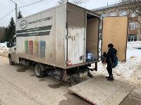 Мобильный пункт РСО ООО «МСК-НТ» посетил поселок городского типа Славный, Фото: 13
