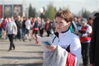 Легкоатлетическая эстафета школьников. 1.05.2014, Фото: 41