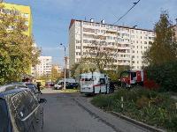 Пожар на улице Степанова, Фото: 8