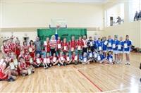 Соревнования за первенство Тульской области по баскетболу среди юношей и девушек. 1 октября, Фото: 12