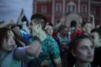 Матч Россия – Хорватия на большом экране в кремле, Фото: 31