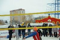 Турнир Tula Open по пляжному волейболу на снегу, Фото: 26