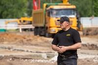 Строительство перинатального центра в Туле. 14.05.19, Фото: 9