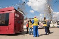 Конкурс водителей троллейбусов, Фото: 67