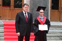 Владимир Груздев поздравил выпускников магистратуры ТулГУ, Фото: 48