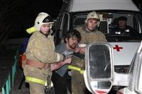 В Туле пожарные спасли двух человек, Фото: 18