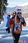 Состязания лыжников в Сочи., Фото: 35