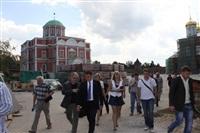 Ход работ по восстановлению Кремля, Фото: 22