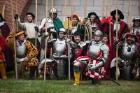 Средневековые маневры в Тульском кремле. 24 октября 2015, Фото: 187