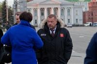 Вторая генеральная репетиция парада Победы. 7.05.2014, Фото: 67