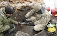 Как проходили раскопки в центре Тулы, Фото: 16