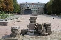 В Туле продолжается реконструкция Могилевского сквера, Фото: 6