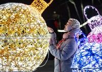 Тульские парки украсили к Новому году, Фото: 1