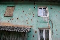 Жители Щекино: «Стены и фундамент дома в трещинах, но капремонт почему-то откладывают», Фото: 13