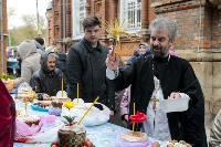 Туляки освящают пасхи и куличи, Фото: 24