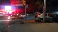 Авария на пересечение улиц Кирова и Ложевая, Фото: 3