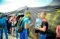 В Туле прошел фестиваль красок и летнего настроения, Фото: 89