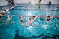 Синхронное плавание в Туле, Фото: 10