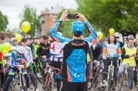 В Туле прошел большой велопарад, Фото: 167