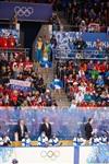 Женский хоккейный матч Канада-Финляндия. Зимняя Олимпиада в Сочи, Фото: 4