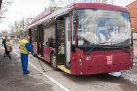 Конкурс водителей троллейбусов, Фото: 117