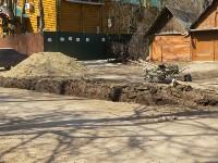 Ремонт дороги на ул. Демьянова. 12 апреля 2016 года, Фото: 4
