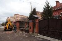 Снос заборов на Соловьином проезде, Фото: 13