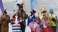 Туляки отпраздновали горнолыжный карнавал, Фото: 21