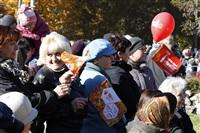 Эстафета Олимпийского огня. Новомосковск, Фото: 23