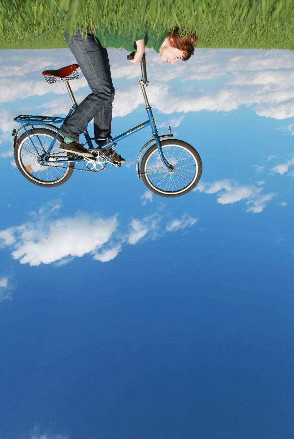 Небесный велоход