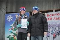 В Туле состоялась традиционная лыжная гонка , Фото: 84