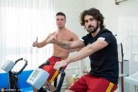 """Футболисты """"Арсенала"""" вышли из отпуска, Фото: 17"""