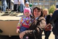 День Победы: гуляния на площади Победы. 9 мая 2015 года, Фото: 59