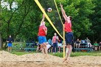 Пляжный волейбол в парке, Фото: 15