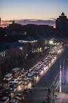Транспортный коллапс в центре Тулы, Фото: 23
