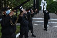 Ветераны «Тулачермета» и молодые специалисты приняли участие в акции «Свеча Памяти», Фото: 3
