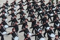Репетиция Парада Победы в подмосковном Алабино, Фото: 75