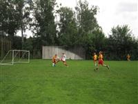 Фанаты тульского «Арсенала» сыграли в футбол с руководством клуба, Фото: 15