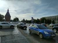 Улица Металлистов перекрыта, Фото: 4