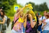 В Туле прошел фестиваль красок и летнего настроения, Фото: 10