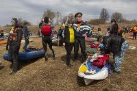 Сотни туристов-водников открыли сезон на фестивале «Скитулец» в Тульской области, Фото: 70