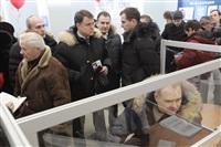 Владимир Груздев в Дубенском районе. 30 января 2014, Фото: 42