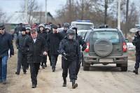 Бунт в цыганском поселении в Плеханово, Фото: 16